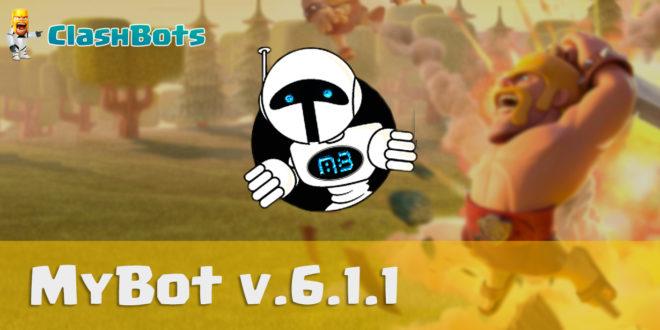 mybot v.6.1.1