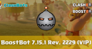 BoostBot 7.15.1 Rev. 2229 (VIP)