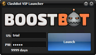 clashbot vip launcher
