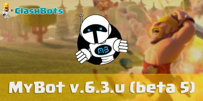 mybot v.6.3.u beta5