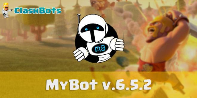 mybot v.6.5.2 - bot clash of clans