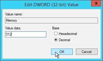 edit dword