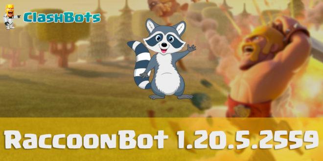 RaccoonBot 1.20.5 Rev. 2559