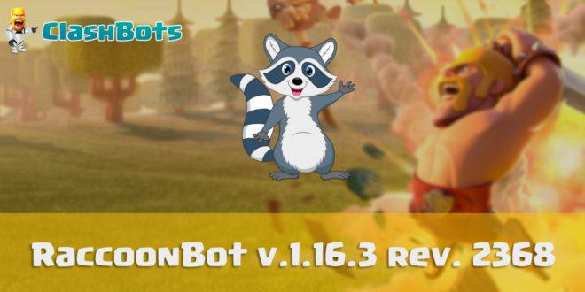 raccooonbot v.1.16.3- rev. 2368