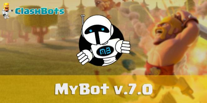 MyBot v7.0