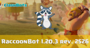 RACCOONBOT 1.20.3 REVISION 2526