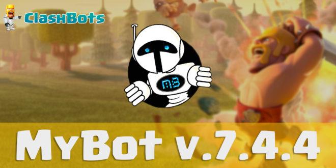 Скачать MyBot v7.4.4