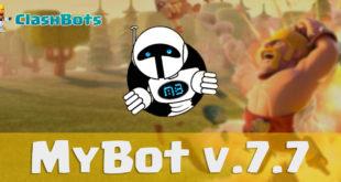 Скачать MyBot 7.7 — февральское обновление 2019